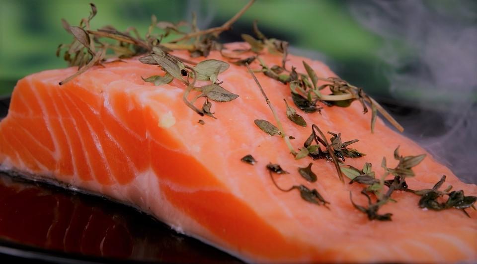 Le saumon aussi possède des vertus sur le bien-être